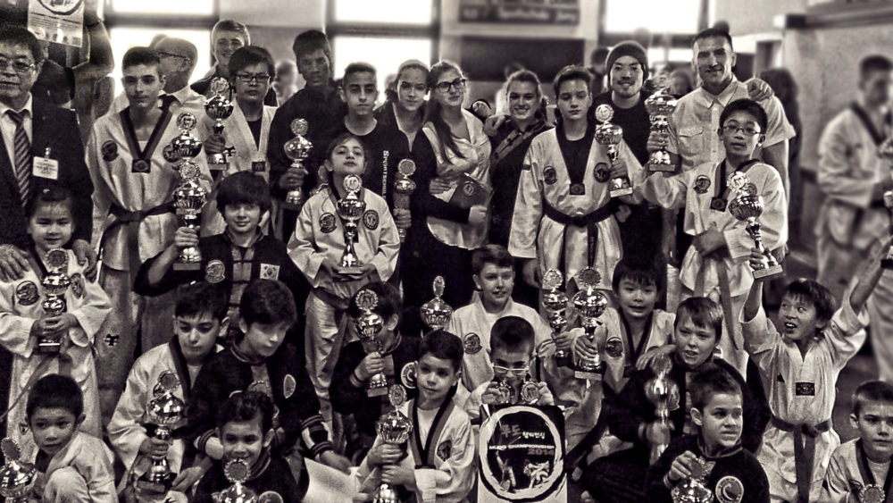 Sportschule Jung Wuppertal - Taekwondo Meisterschaft