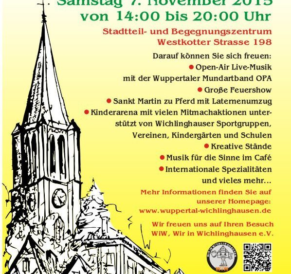 Sportschule Jung Wuppertal - Wichlinghauser Lichterfest Vorführung
