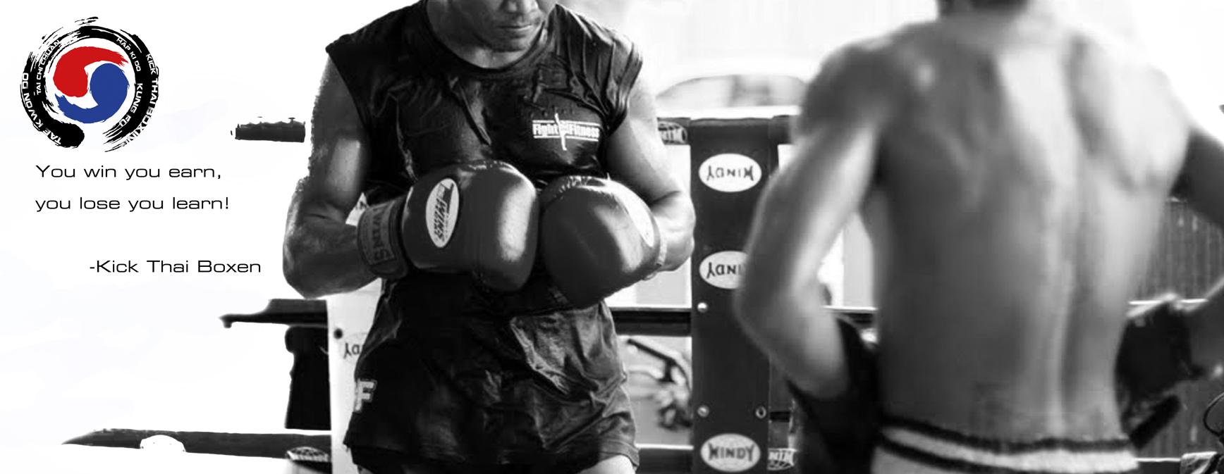 K-1 Kickboxen