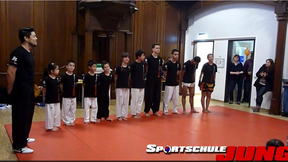 Sportschule Jung Wuppertal - Kinder Training