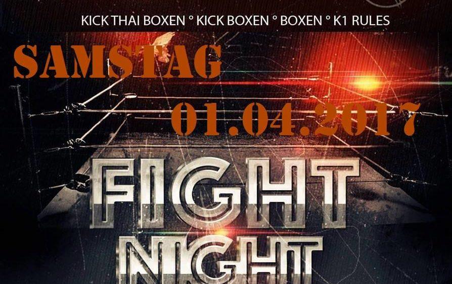 Sportschule Jung Wuppertal - Fight Night Ennepetal
