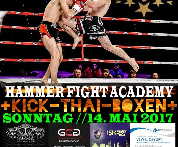 Sportschule Jung Wuppertal - No Mercy Fight Night