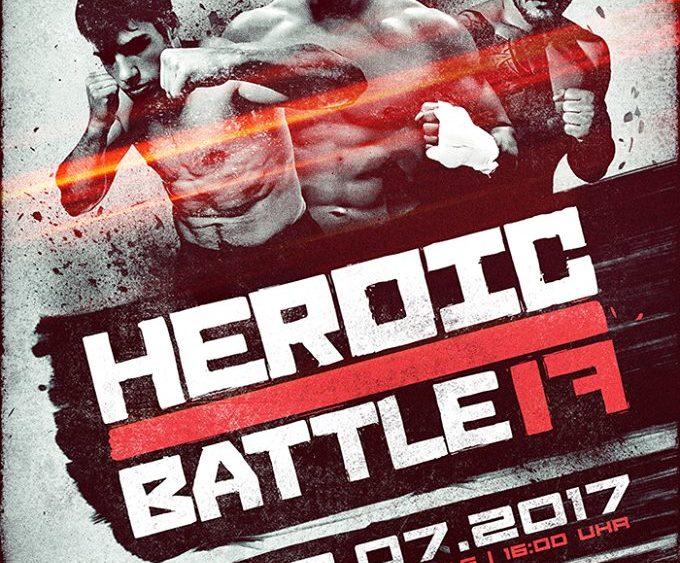 Sportschule Jung Wuppertal - Heroic Battle 17