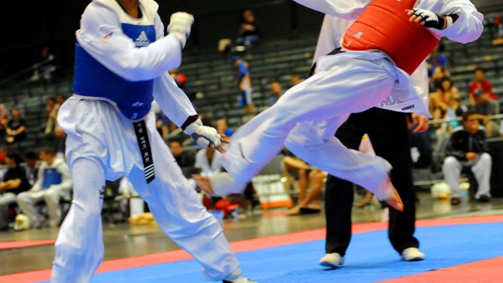 Sportschule Jung Wuppertal - Jidokwan Newcomer Taekwondo Tunier