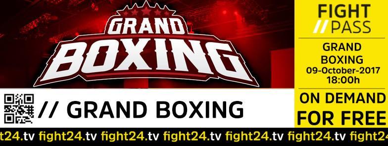 Sportschule Jung Wuppertal - Grand Boxing Bochum Ruhrcongress Bochum